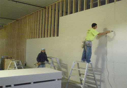 Minnesota Drywall Sheetrock Company Sheetrock Installers